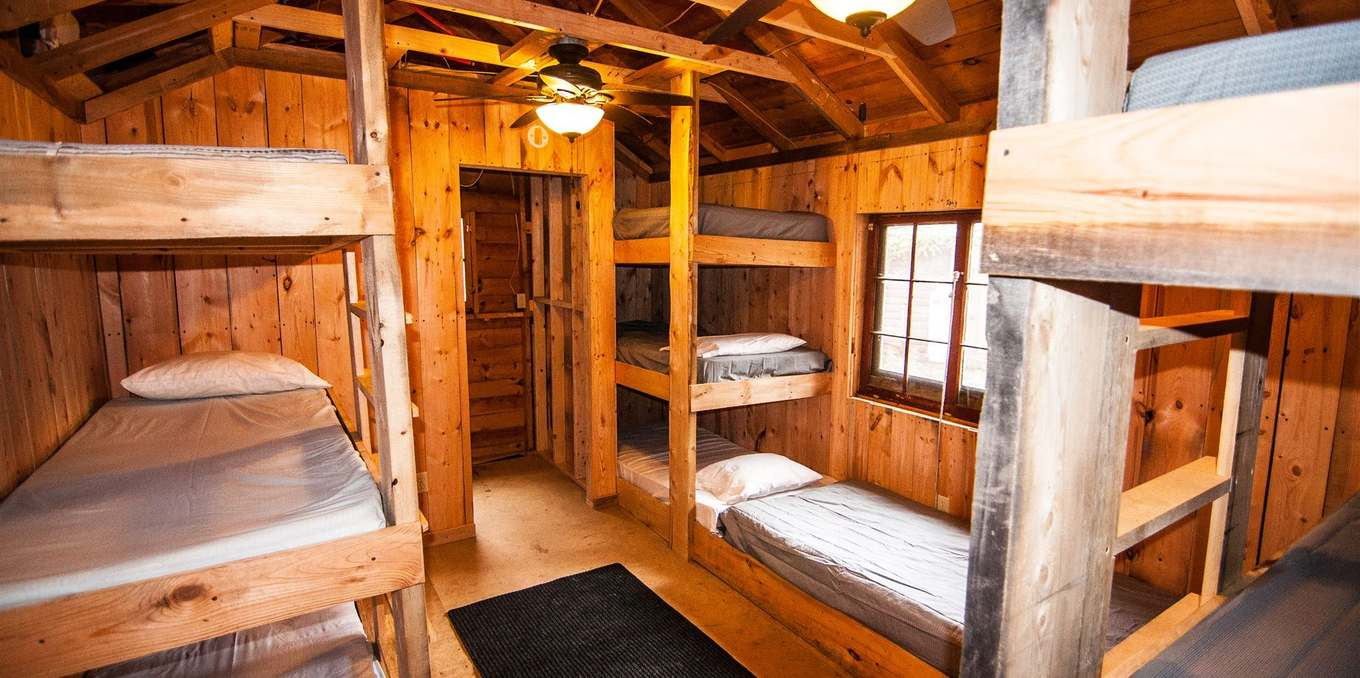Equipment  U0026 Bunkhouses